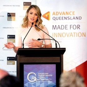 The Queensland Tourism Industry Council Innovation in Tourism Awards, September 2016